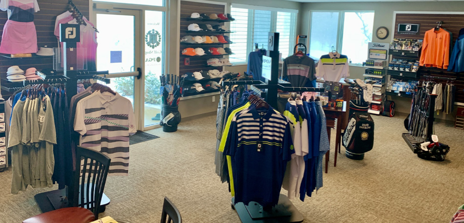 Kishwaukee Country Club Golf Shop